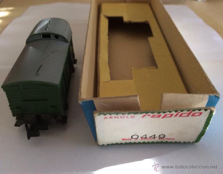 Trenes Escala: Vagón Arnold Rapido, 5 cm ,ideal coleccionistas - Foto 2 - 75711939