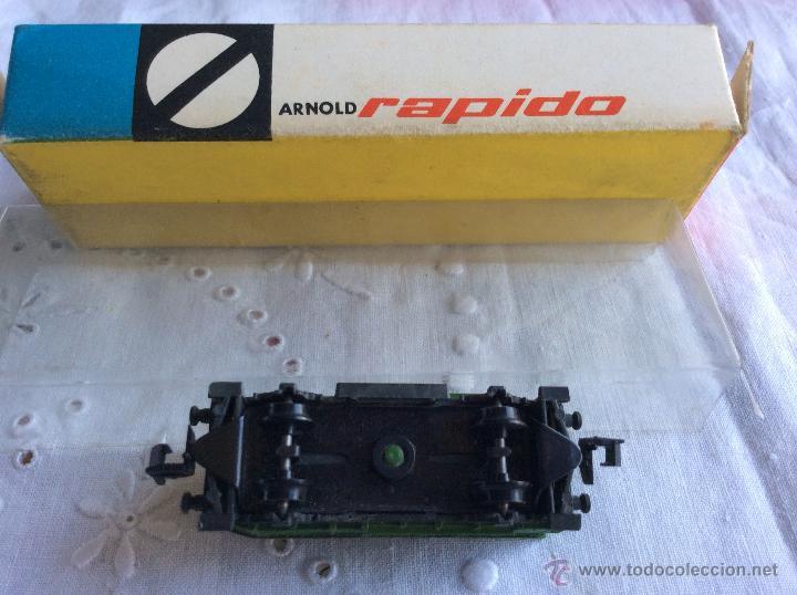Trenes Escala: Vagón Arnold Rapido, 5 cm ,ideal coleccionistas - Foto 4 - 75711939