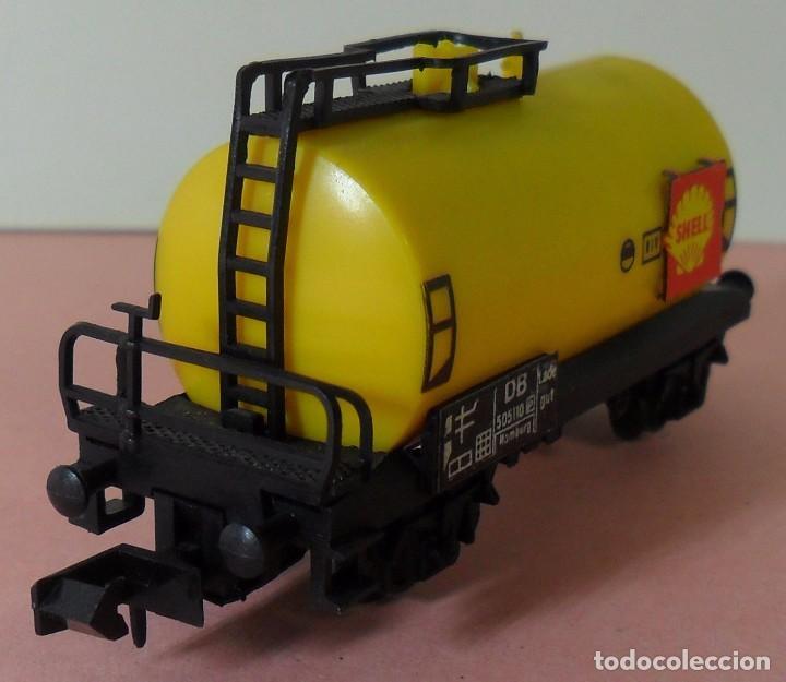 Trenes Escala: ARNOLD N - Vagón cisterna SHELL - Foto 2 - 77948693