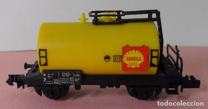 Trenes Escala: ARNOLD N - Vagón cisterna SHELL - Foto 4 - 77948693