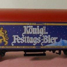 Trenes Escala: ARNOLD N - VAGÓN CERVEZA KÖNIGL. Lote 77949225