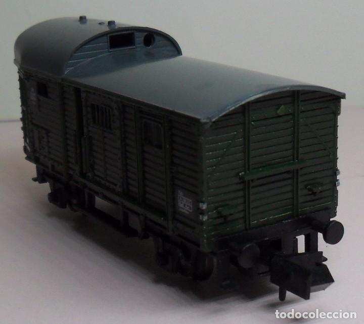 Trenes Escala: ARNOLD N - Vagón cerrado - Foto 2 - 78386809