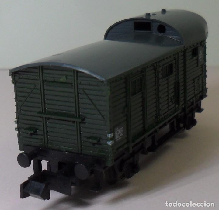 Trenes Escala: ARNOLD N - Vagón cerrado - Foto 3 - 78386809