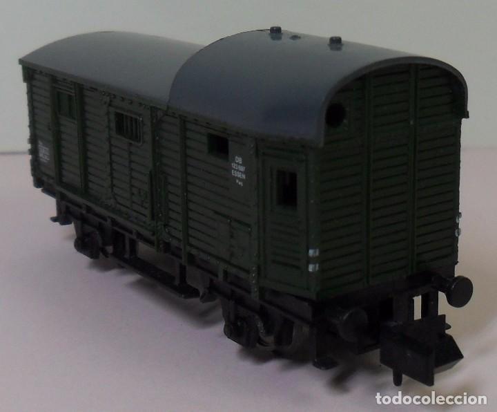 Trenes Escala: ARNOLD N - Vagón cerrado - Foto 5 - 78386809