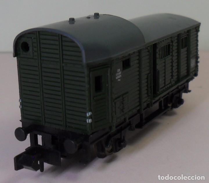 Trenes Escala: ARNOLD N - Vagón cerrado - Foto 6 - 78386809