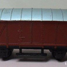 Trenes Escala: ARNOLD N - VAGÓN CERRADO DE MERCANCÍAS. Lote 78423057