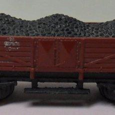 Trenes Escala: ARNOLD N - VAGÓN DE BORDE MADIO CON CARGA DE CARBÓN. Lote 78423881