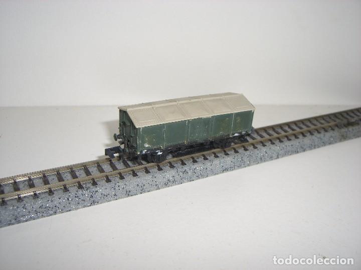ARNOLD N TRANSPORTE BASURA (CON COMPRA DE 5 LOTES O MAS ENVÍO GRATIS) (Juguetes - Trenes a Escala N - Arnold N )