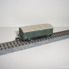 Trenes Escala: ARNOLD N TRANSPORTE BASURA (CON COMPRA DE 5 LOTES O MAS ENVÍO GRATIS). Lote 78903141