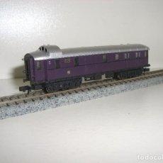 Trenes Escala: ARNOLD N FURGÓN REINHOLD (CON COMPRA DE 5 LOTES O MAS ENVÍO GRATIS). Lote 79912981