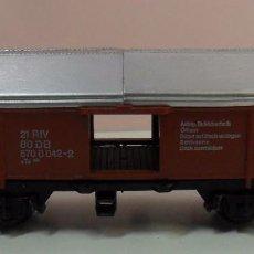 Trenes Escala: ARNOLD N - VAGÓN DE MERCANCÍAS. Lote 82370820