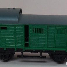 Trenes Escala: ARNOLD N - VAGÓN CERRADO CON GARITA. Lote 86565460