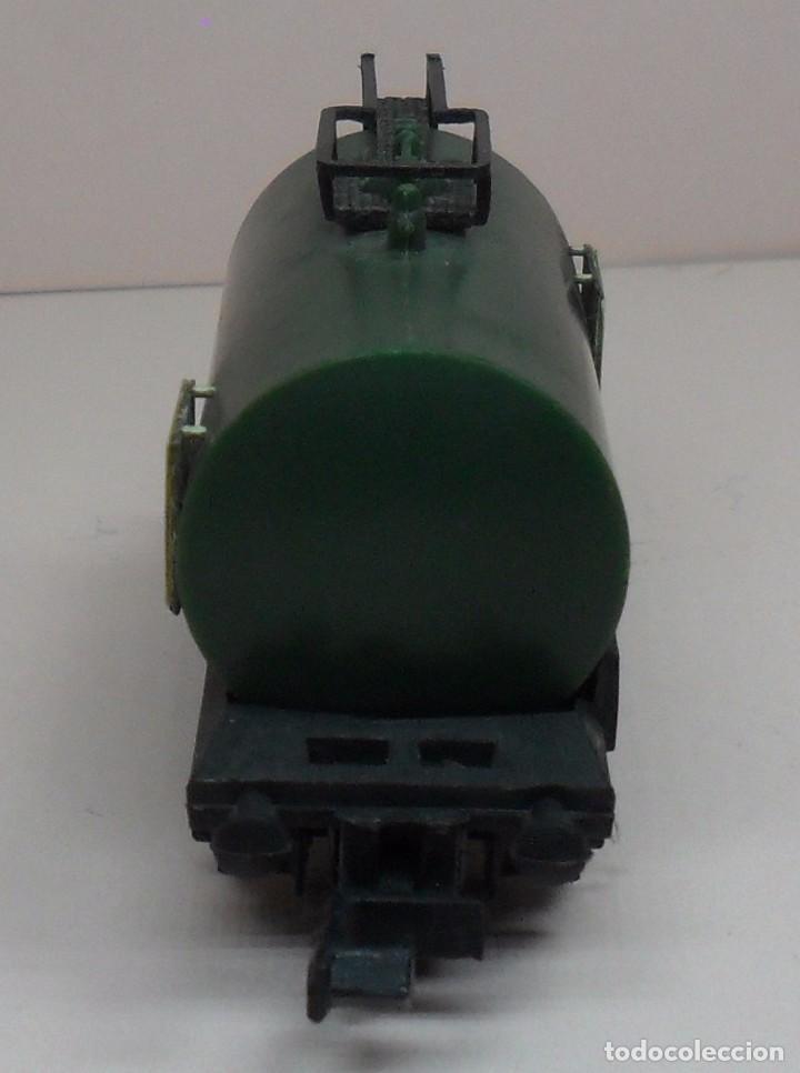 Trenes Escala: ARNOLD N - Vagón cisterna GULF - Foto 4 - 86565732