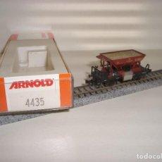 Trenes Escala: ARNOLD N TOLVA GRAVA 4435 (CON COMPRA DE 5 LOTES O MAS ENVÍO GRATIS). Lote 87352780