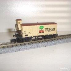 Trenes Escala: ARNOLD N CERRADO CON GARITA (CON COMPRA DE 5 LOTES O MAS ENVÍO GRATIS). Lote 87353720