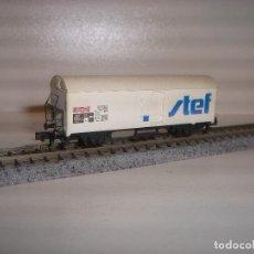 Trenes Escala: ARNOLD N INTERFRIGO STEF (CON COMPRA DE 5 LOTES O MAS ENVÍO GRATIS). Lote 87527220