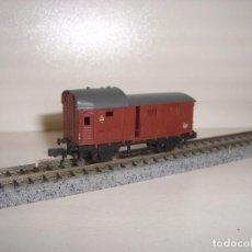Trenes Escala: ARNOLD N FIN DE CONVOY MARRON (CON COMPRA DE 5 LOTES O MAS ENVÍO GRATIS). Lote 87528064