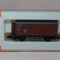 Trenes Escala: ARNOLD N - REF. 74664 - CLUB 2000 - VAGÓN CERRADO DE MERCANCÍAS - CAJA ORIGINAL. Lote 89625228