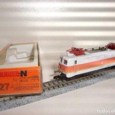 Trenes Escala: ARNOLD N LOCOMOTORA VAPOR BR141-439 REF 2327 (CON COMPRA DE 5 LOTES O MAS ENVÍO GRATIS). Lote 89763036