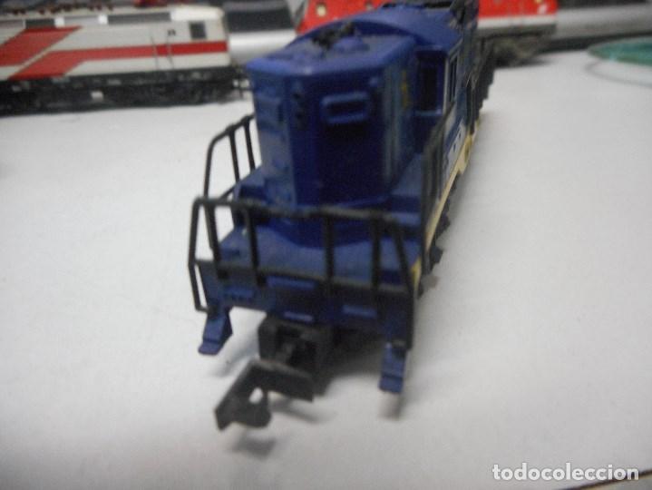 Trenes Escala: locomotora arnold n chesapeake ohio 6123 tren - Foto 4 - 93032885
