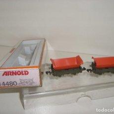 Trenes Escala: ARNOLD N 2 TOLVAS REF 4480 (CON COMPRA DE 5 LOTES O MAS ENVÍO GRATIS). Lote 95756151