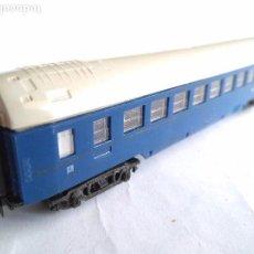 Trenes Escala: ARNOLD RÁPIDO N, VAGÓN COCHES CAMAS . VÁLIDO IBERTREN. Lote 98706183