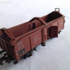 Trenes Escala: ARNOLD N RÁPIDO VAGÓN CARGA. VÁLIDO IBERTREN. Lote 98707267
