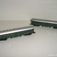 Trenes Escala: ARNOLD N 2 VAGONES PASAJEROS (CON COMPRA DE 5 LOTES O MAS ENVÍO GRATIS). Lote 106938567