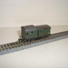Trenes Escala: ARNOLD N FURGON ENVEJECIDO (CON COMPRA DE 5 LOTES O MAS ENVÍO GRATIS). Lote 107019923