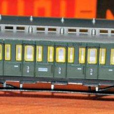 Trenes Escala: LOS PRUSIANOS , COCHE DE VIAJEROS REF. 3391 DE ARNOLD EN ESCALA N. Lote 108925063