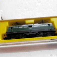 Trenes Escala: LOCOMOTORA ELECTRICA ESCALA N DE ARNOLD . Lote 112616583