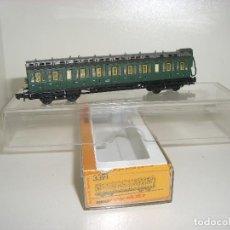 Trenes Escala: ARNOLD N VAGON PASAJEROS 4 EJES 3391 (CON COMPRA DE 5 O MAS LOTES ENVÍO GRATIS). Lote 113002719