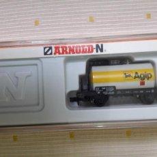 Trenes Escala: VAGÓN CISTERNA AGIP ARNOLD 4352 N. Lote 114095204