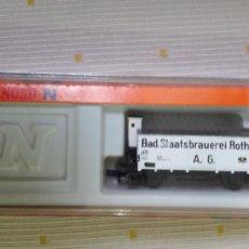 Trenes Escala: VAGÓN MERCANCÍAS STAATSBRAUEREI ARNOLD 4272 N. Lote 114099099