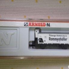 Trenes Escala: VAGÓN CERRADO ROMMENHOLLER ARNOLD 4265 N. Lote 114099830