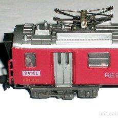 Trenes Escala: COCHE PASAJEROS RESTAURANT SBB CFF SUIZA, ARNOLD ESC. N, GERMANY, ORIGINAL 1980.. Lote 117475451