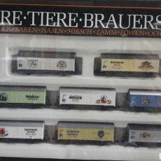Trenes Escala: SET VAGONES N ARNOLD 158. Lote 118565490