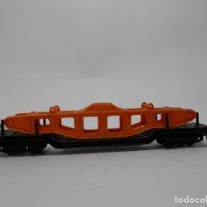 Trenes Escala: VAGÓN TRANSPORTE ESPECIAL ESCALA N DE ARNOLD . Lote 118622423