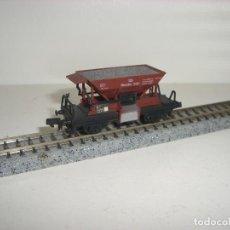 Trenes Escala: ARNOLD N VAGONETA CARBÓN (CON COMPRA DE 5 LOTES O MAS ENVÍO GRATIS). Lote 120235323