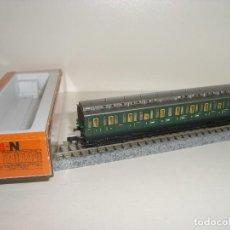 Trenes Escala: ARNOLD N PASAJEROS PRUSIANO 4 EJES 3394 (CON COMPRA DE 5 LOTES O MAS ENVÍO GRATIS). Lote 120668415