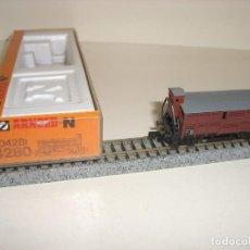Trenes Escala: ARNOLD N CERRADO CON GARITA (CON COMPRA DE 5 LOTES O MAS ENVÍO GRATIS). Lote 123517915