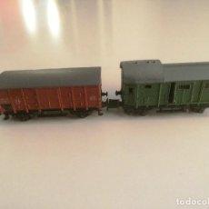 Trenes Escala - Arnold escala N - Furgon y mercancias - 128891643
