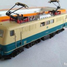 Trains Échelle: ARNOLD N LOCOMOTORA ELÉCTRICA . MUY BUEN ESTADO. FUNCIONA. EN CAJA. Lote 132771482