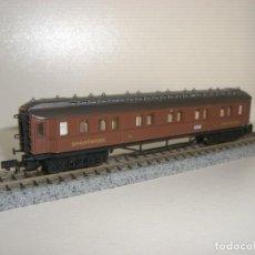 Trenes Escala: ARNOLD N COCHE CAMA CON LUZ (CON COMPRA DE 5 LOTES O MAS ENVÍO GRATIS). Lote 135037066