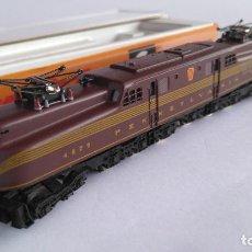 Trains Échelle: ARNOLD N LOCOMOTORA ELÉCTRICA EN CAJA. . PARECE NO USADA. Lote 136240538