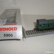 Trenes Escala: ARNOLD N FURGON 5905 (CON COMPRA DE CINCO LOTES O MAS ENVÍO GRATIS). Lote 138689650