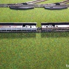 Trenes Escala: ARNOLD LOTE DE 2 VAGONES DE BORDE BAJO ESCALA N. Lote 143254326