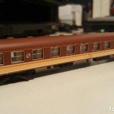 Trenes Escala: COCHE RENFE SERIE 12.000 ESCALA N ARNOLD NºREF.3227. Lote 148088122