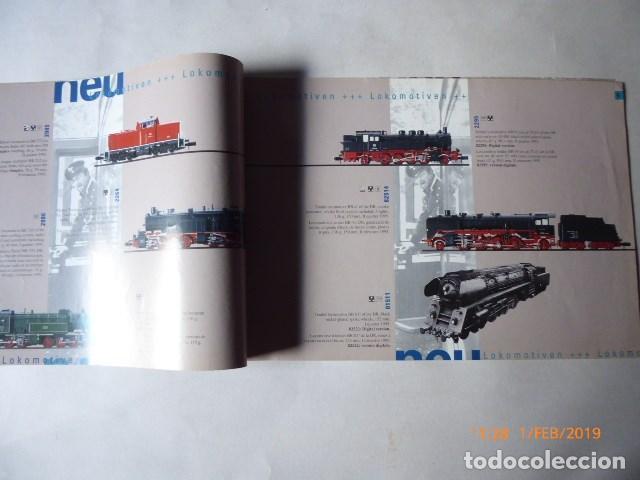 Trenes Escala: arnold, catalogo novedades, 1995, 27 pag. - Foto 2 - 150647742