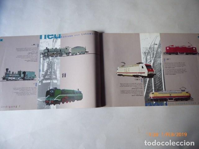 Trenes Escala: arnold, catalogo novedades, 1995, 27 pag. - Foto 3 - 150647742
